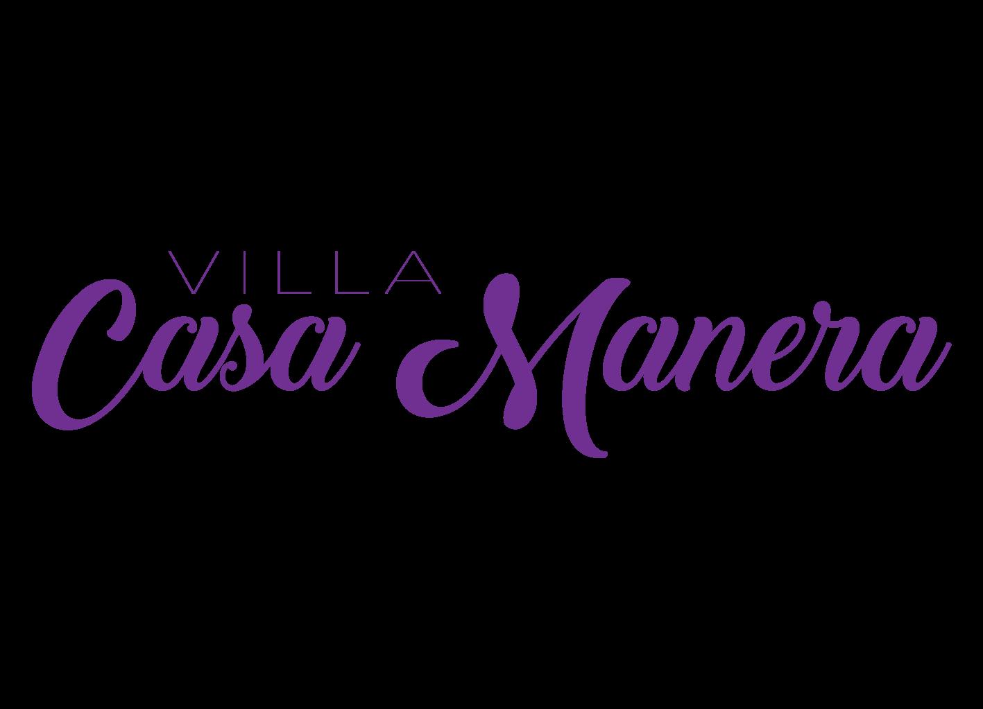Villa Casa Manera Logo